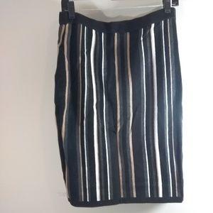 SPENSE knit skirt size L
